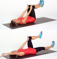 8 Simple Exercises to Get Rid of Muffin Top | Styles Of Living