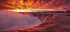Niagara Falls, Canada (Photo by Dave Van de Laar)