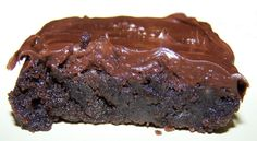 Doces-e-Sobremesas-Low-Carb Hershey Brownies, Hershey Cake, Hershey Syrup, Best Brownies, Hershey Chocolate, Chocolate Brownies, Hershey Cocoa, Chocolate Icing, Best Brownie Recipe
