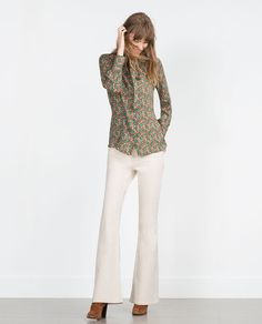 $49.90 top $49.90 pants ZARA - WOMAN - WEEKEND