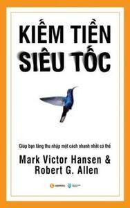 Kiếm Tiền Siêu Tốc - Mark Victor Hansen, Robert G. Allen     Trích   Phần lớn những cuốn sách khác bắt đầu bằng lời nói đầu để giới thiệu vắn tắt nội dung sẽ được đề cập xuyên suốt tác phẩm. Cuốn sách này sẽ bắt đầu hơi khác một chút, không phải bằng lời nói đầu mà là lời bàn – một cái nhìn về tương lai của độc giả.  Hãy tưởng tượng bạn sẽ được gì sau khi đọc xong trang cuối của cuốn sách này! Tình hình tài chính của bạn đang tương đối ổn ư? Vậy thì trong vòng 90 ngày tới bạn hoàn toàn có…