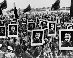 Everyone worshiped Stalin. Everyone form children to adults loved Stalin.