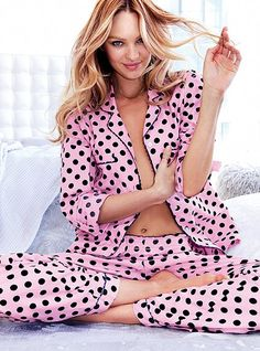 Cozy Flannel Pajamas from Victoria's Secret, these are my new ones for 2012, super comfy!  Must have a new pair every year and only from VS!