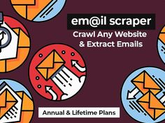 EmailScraper is most the powerful web-based email extractor tool with ability to scrape encoded emails, check email validation, search for whoisdata & more! Social Marketing, Business Marketing, Internet Marketing, Online Business, Email Validation, Email Extractor, Purchase Invoice