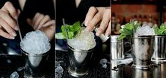 Garden & Gun's list of amazing Southern cocktails, with recipes!!