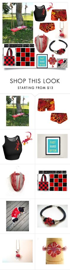 """""""Hot Summer Days"""" by belladonnasjoy ❤ liked on Polyvore featuring Perlina, modern and rustic"""