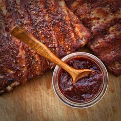 Ancho Chile Barbecue Sauce