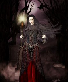 Hecate Goddess of Witchcraft | Dark Goddess Hecate Art Prints by Dawn Rast - Shop Canvas and Framed ...