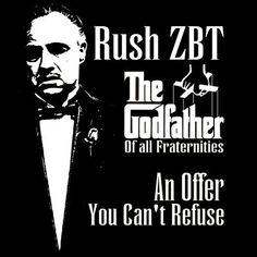 Godfather Rush Shirt
