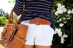 nautical inspired outfit