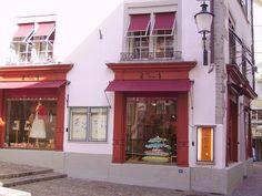 Our mother shop in Zurich