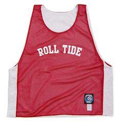 Alabama Roll Tide Lacrosse Pinnie