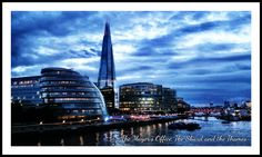 The Mayor's Office, The Shard and the Thames