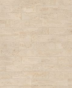 Brick (408508) - Albany Wallpapers - A tile brick plaster effect wallcovering in a raised textured vinyl backing. Showing in cream with brown imperfections. Please request a sample for true colour match.