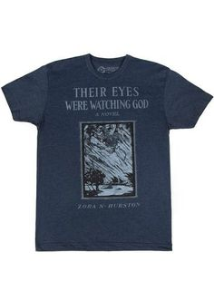 Their Eyes Were Watching God - Blue