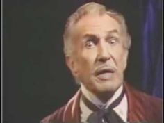 The Raven by Edgar Allen Poe read by Vincent Price