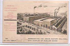 HTL - DECATUR, IL - H Mueller Mfc. Co. Factory & General Offices