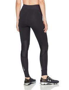 Under Armour Women's ColdGear Reactor Leggings >>> Read more reviews of the product by visiting the link on the image.  This link participates in Amazon Service LLC Associates Program, a program designed to let participant earn advertising fees by advertising and linking to Amazon.com.