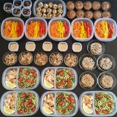 Become a prep master with these delicious meal prep options. These meals are the opposite of boring and taste amazing. Try some of these meal prep recipes for a tasty meal that you'll love. Stay slim and fit with these healthy breakfast, lunch and dinner meals.