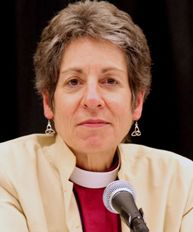 Presiding Bishop Katharine Jefferts Schori at the 77th General Convention of the Episcopal Church, meeting in Indianapolis, Indiana. #episcopal #bishop #presiding #church