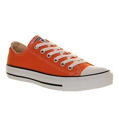 25247246cb39 Converse Converse All Star Low Nectarine Orange - Unisex Sports