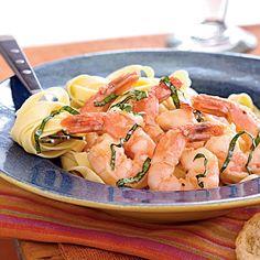 Sesame Shrimp Scampi by Cooking Light