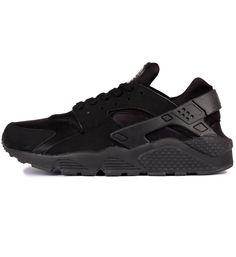 09eb49af3e1 Nike Air Huarache Black   Black   White