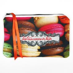 Pocket Wallet MACARONS by Sticky!!!