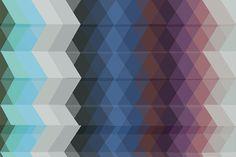 zigzag print s/ tela ou metacrilato