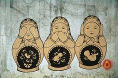 Graffiti Art / Mr Pilgrim Urban Artist Blog