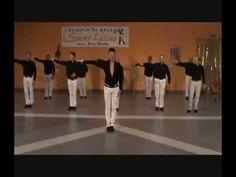 Ballo di Gruppo Merengue El Merenghero Coreografia Sueno Latino