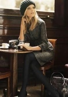 You are interested in Anja Rubik for Zara? Fashion ads, pictures, prints and advertising with Anja Rubik for Zara can be found here. Hipster Outfits, Fashion Outfits, Style Fashion, Parisienne Chic, Cafe Style, Style Me, Böhmisches Outfit, French Bohemian, Bohemian Style Clothing