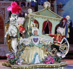 Reina infantil carnaval tenerife 2013