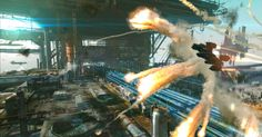 Strike Vector | Pre production concept art on Behance