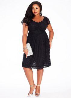 1c727a70ee6b Alt plus size dresses. Kjoler I Store StørrelserDesigner ...