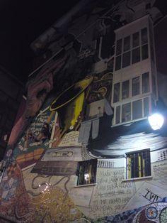 graffiti Vitoria