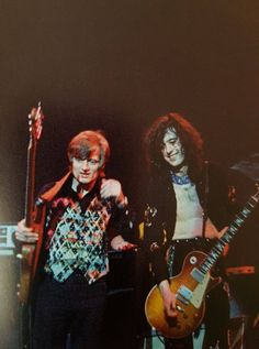 Led Zeppelin, February 12, 1975 - Madison Square Garden- New York City.