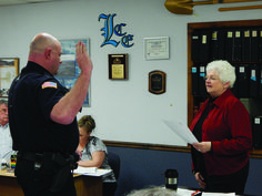 Homecoming for new Lakeview officer. For more read the Wednesday, Feb. 17, 2016 Lake County Examiner, or click here: http://www.lakecountyexam.com/lifestyles/homecoming-for-new-lakeview-officer/article_1f0cb8de-d4e0-11e5-ae2f-e7993bcd18f1.html