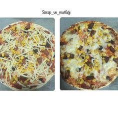En güzel mutfak paylaşımları için kanalımıza abone olunuz. http://www.kadinika.com Pratik mi pratik leziz mi leziz bir pizza... Evdeki yemeği yemek istemeyen çocuklara şipşak pizza...tadı da gerçekten lezzetli.. Bu pizzayı ilk defa bir arkadaşımda yemiştim ve çok beğenmiştim.. Ara sırada yaparım..Bu akşam evde de lavaş olunca çocuklara hemen yaptım.. Yapılışı:: bir lavaş yağlı kağıt serilmiş fırın tepsisine konur ve üzerine kaşar peyniri rendesi konur.. Üzerine ikinci lavaş konur onun…