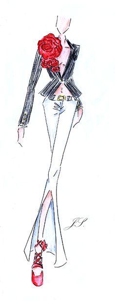 Fashion Design 1 by Dawn-X on DeviantArt