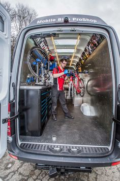 Velofix Holdings Inc. (@thevelofix) - Vancouver, B.C.: Cycling is getting more and more popular, whether for recreational or transportation purposes. People want to care for their bikes but don't want to be without them. Velofix solves both problems by making maintenance and repair services available, and by bring the service to the customer: be it their home or place of work.