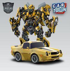 Chevrolet Camaro 1980 - Bumblebee