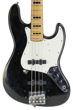 Fender Jazz Bass 1973 Geddy Lee Modified