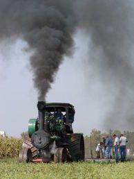 110 Horsepower Case Steam Engine