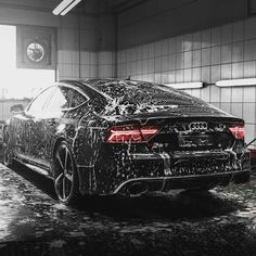 RS7 bath time