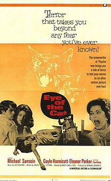 Eye of the Cat posters for sale online. Buy Eye of the Cat movie posters from Movie Poster Shop. We're your movie poster source for new releases and vintage movie posters. Cat Posters, Horror Movie Posters, Original Movie Posters, Horror Movies, Cinema Posters, Cat Movie, Internet Movies, Home Movies, Sound Of Music