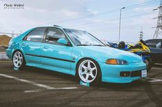 #Honda #Civic #Eg #Ferio #JDM