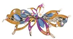 Caravan Butterfly Flying Over In A Rainbow Setting Embellished Using Rhinestone And Epoxy by CARAVAN, http://www.amazon.com/gp/product/B003ED7UJO?ie=UTF8=213733=393185=B003ED7UJO=shr=abacusonlines-20 via @amazon