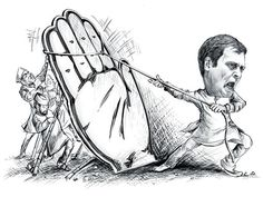 Rahul Gandhi feels the Congress' revival after the crushing defeat in Lok Sabha polls is easy considering the many mistakes by the BJP government. Sonia Gandhi, Contemporary History, Hindu Rituals, Spin Doctors, Economic Times, News India, Battle, Politics, How To Plan