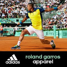 New French Open apparel is here!